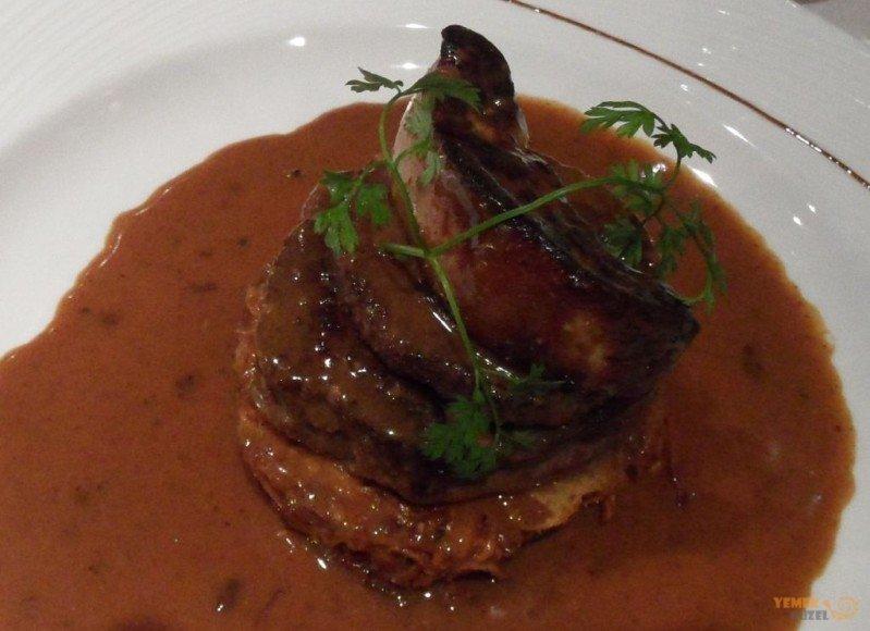 Chateaubriand, Breton Yemekleri