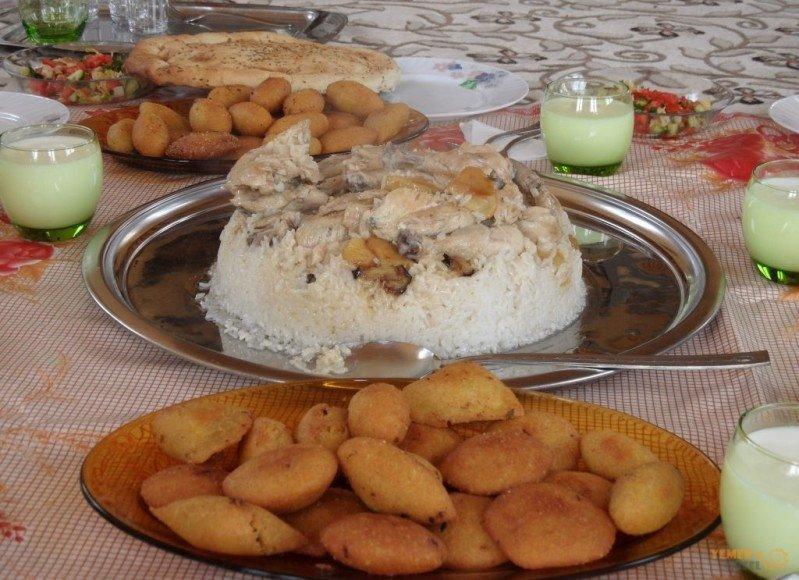 Dara'da Maklube, Mardin Mutfağı
