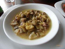 Fırkiye, Mardin Mutfağı