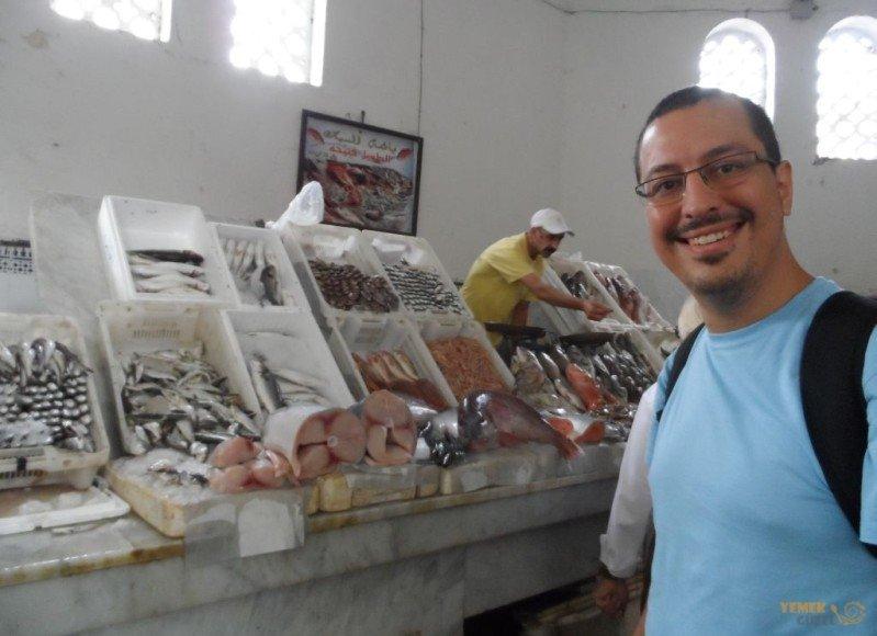 Fas Yemekleri, Balıkçılar