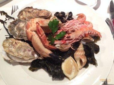 Fruit de Mar, Breton Yemekleri