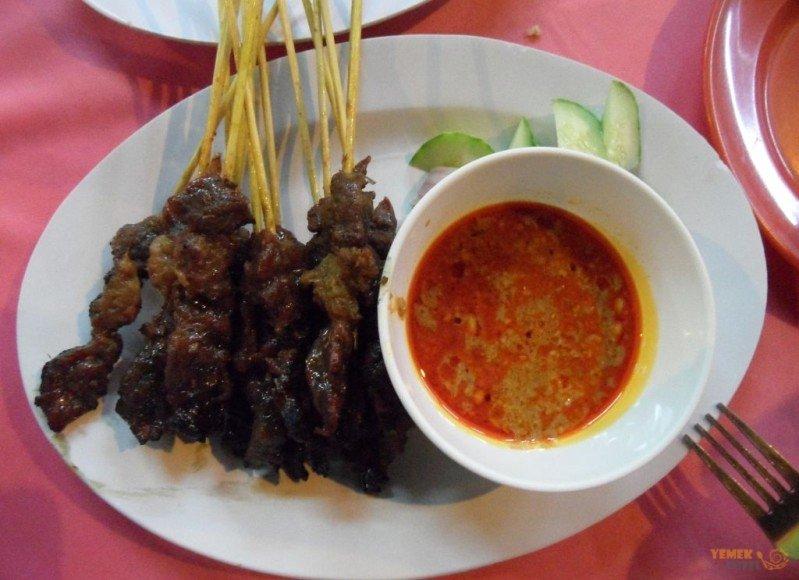 Malezya Mutfağı, Malezya Yemekleri, Malezya Satay