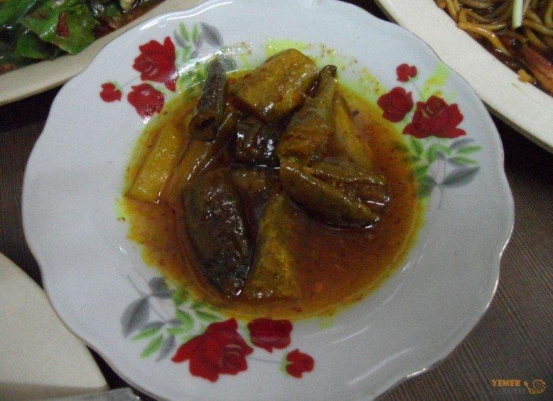 Malezya Mutfağı, Malezya Yemekleri, Nyonya Turşusu