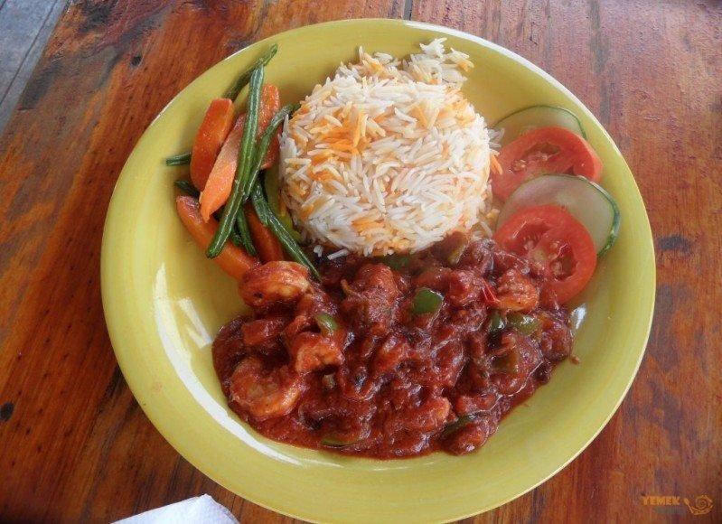 Modernize Tanzanya Yemeği, Tanzanya'da Ne Yenir