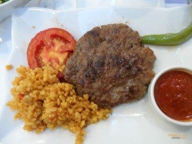Satır Et, Trakya Mutfağı