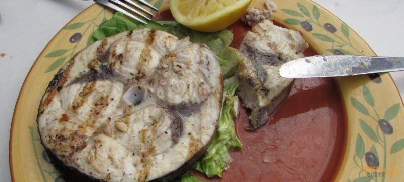 Kılıç Balığı – Cezayir'de Nerede Ne Yenir