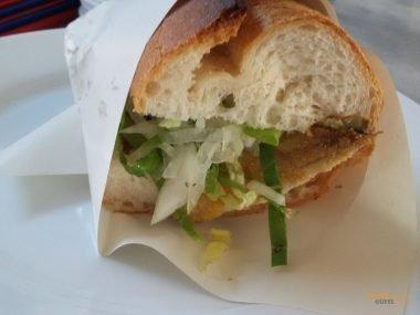 Balık ekmek, Ucuz yemek