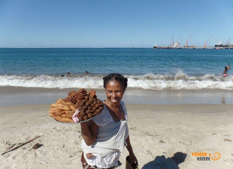 Atıştırmalıklar, Madagaskar Yemekleri
