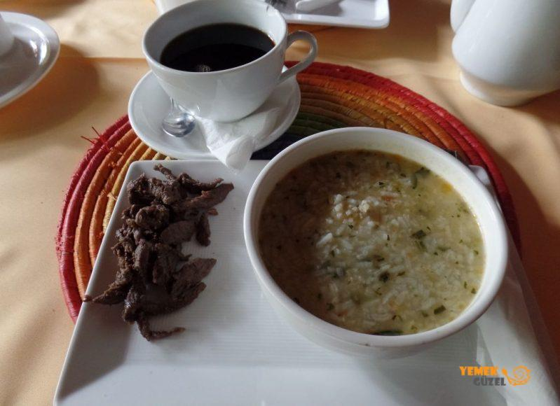 Madagaskar Kahvaltısı, Madagaskar Yemekleri