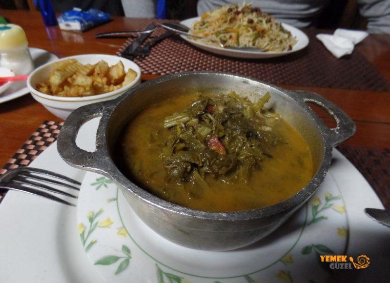 Romazava, Madagaskar Yemekleri