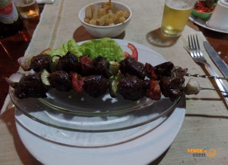 Zebu Şiş, Madagaskar Yemekleri