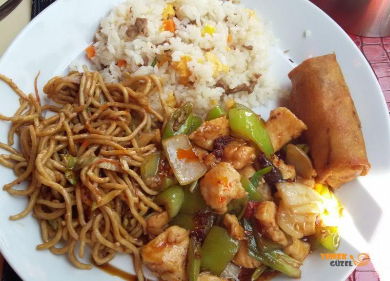 Öğle Menüsü, Red Dragon Çin Lokantası