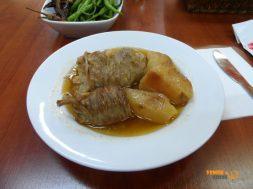 Esnaf Lokantası Mahmut Usta, Atom Kokoreç yemeği