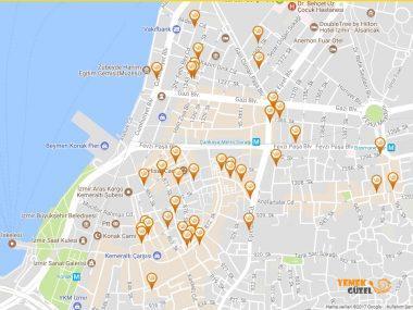 Kemeraltı Lezzet Haritası