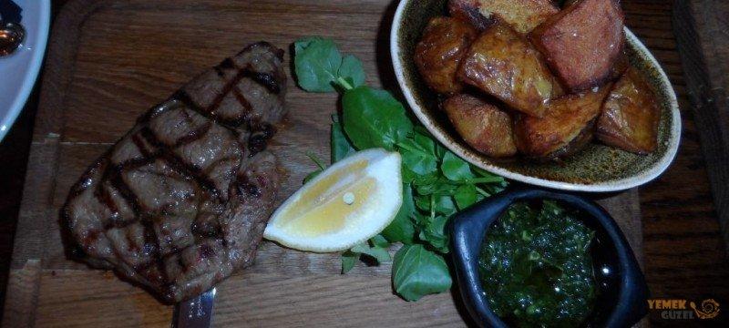 Kuzu Steak; Avustralya – Yeni Zelanda Yemekleri