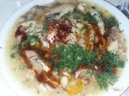 Bizim Lokanta, Balık Çorbası