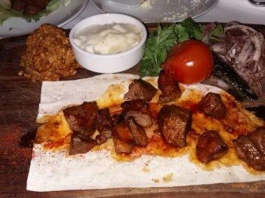 Kuzu Şiş, Boğaziçi Restoran
