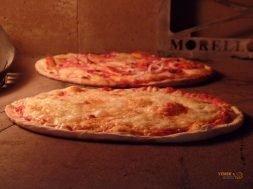 Doritali Pizza, Dört Peynirli Pizza