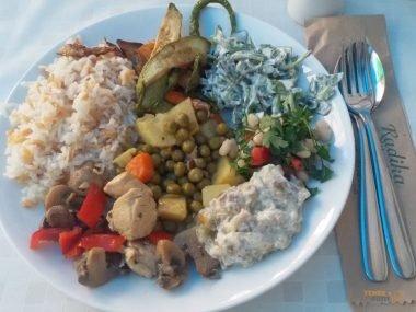Aşçı Tabağı, Radika Yemek Evi