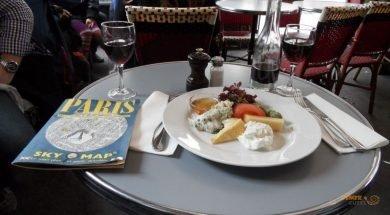 Şarap – Peynir, Paris'te Yeme içme