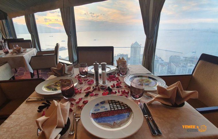 Windows On The Bay, Hilton, Özel Günler için İzmir'de Restoran Önerileri