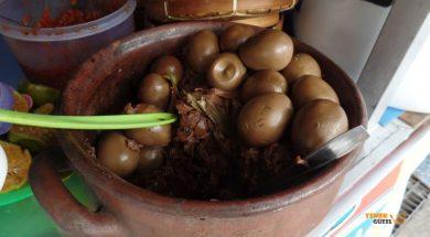 Endonezya Yemekleri, Çay Yumurtası, Telur Pindang