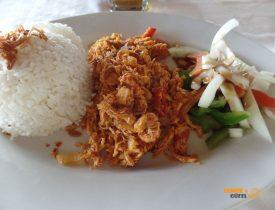 Endonezya Yemekleri, Ayam Pelecingam