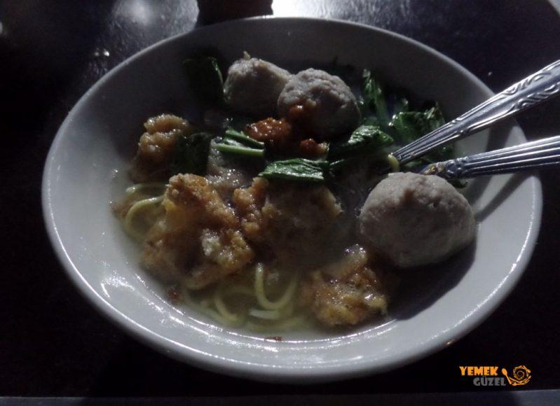 Endonezya Yemekleri, Bakso