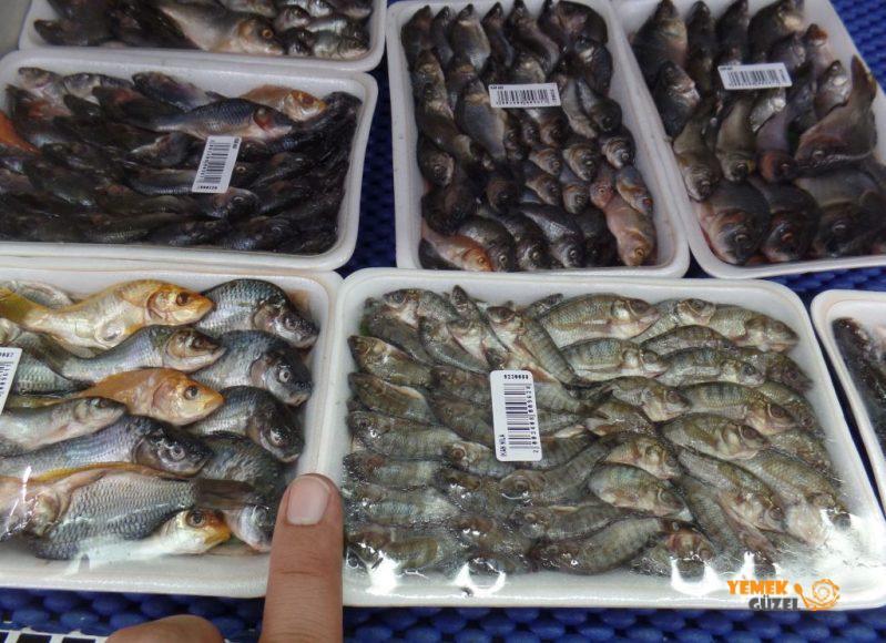 Ufak Balıklar, Endonezya Mutfağı