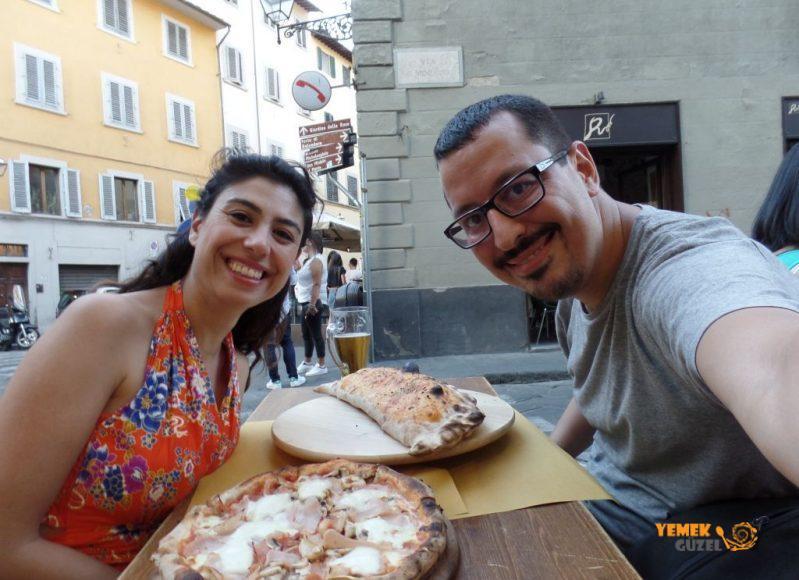Pizza, I'Pizzacchiere, Floransa Yeme İçme Rehberi