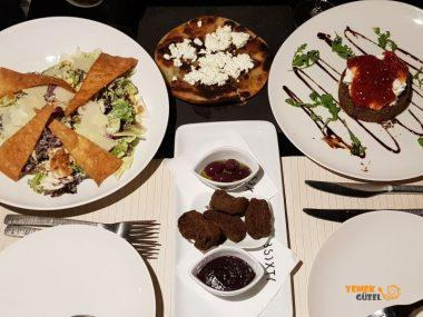 3 Sixty – Nafplio'da Gurme Akşam Yemeği