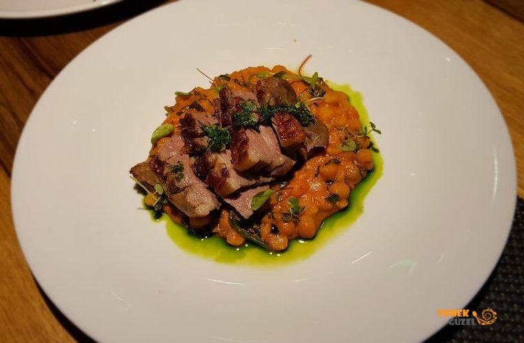 Lamb Picanha Vassilenas, Yaratıcı Yunan Mutfağı
