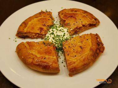 Pie, Manh Manh – Atina'da Çağdaş Yunan Mutfağı