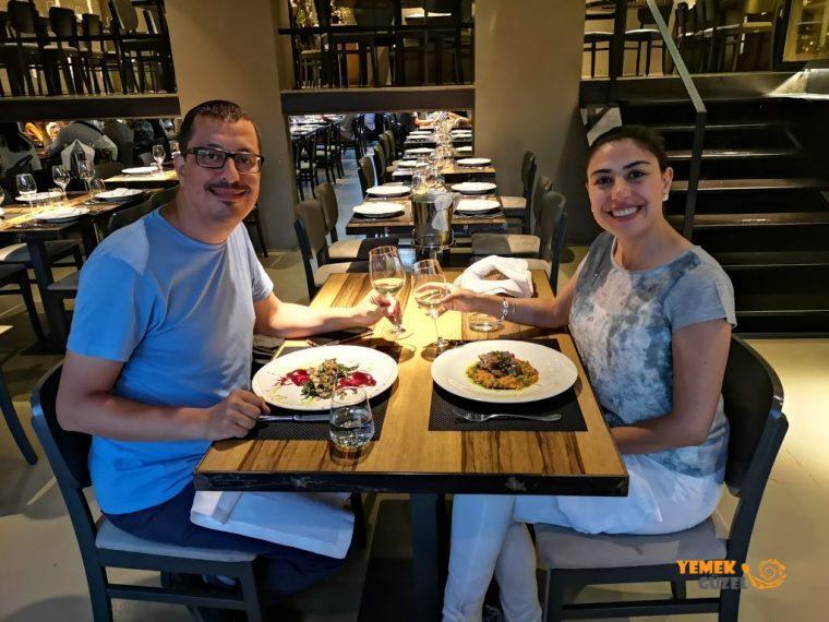 Vassilenas, Yaratıcı Yunan Mutfağı