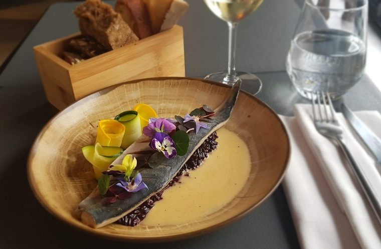 Paris'te Butik Restoran Maguey - Marine Uskumru