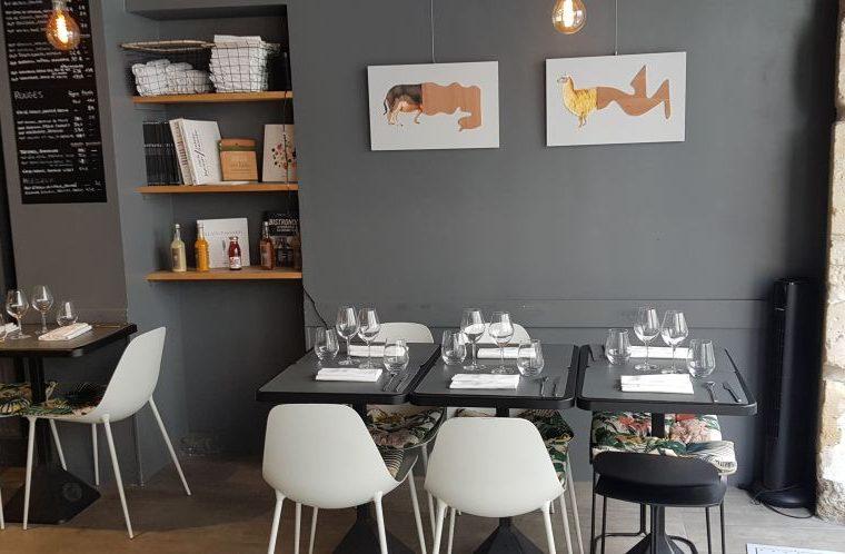 Paris'te Butik Restoran Maguey - Mekan