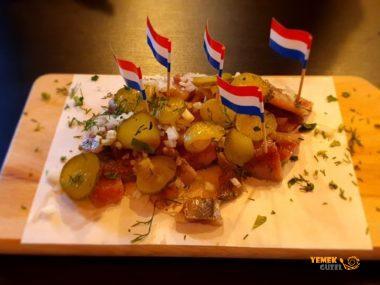Amsterdam Yemek Turu – Haring, Herring