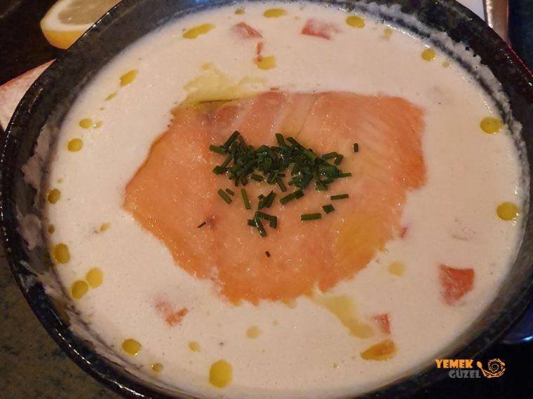 Greenwoods - Amsterdam'da Kahvaltı Nerede Edilir - Chowder Soup