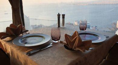 Windows On The Bay, Hilton, İzmir'de Nerede Evlilik Teklif Edilir